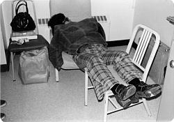 不法就労者、そして強制送還の危機