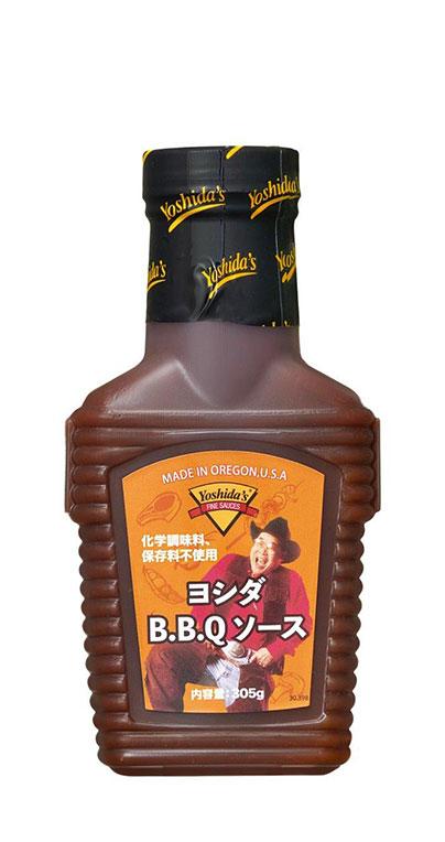 ヨシダソース BBQ ハーフボトル