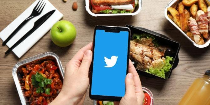 Twitter 応募
